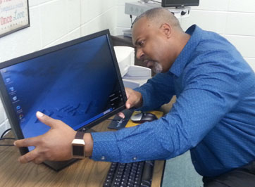 We refurbish, clean and repair technology for people with disabilities